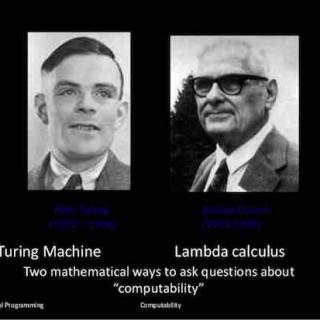 王垠:逻辑和语言的丘奇与物理和机器的图灵 |邱奇-图灵论题