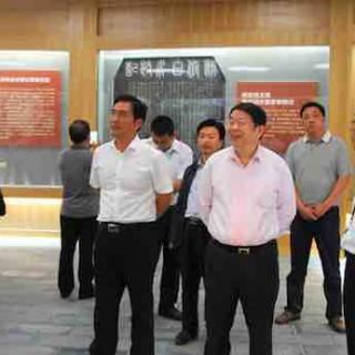 甘肃省陇南市委书记孙雪涛会见紫金矿业集团公司董事长陈景河