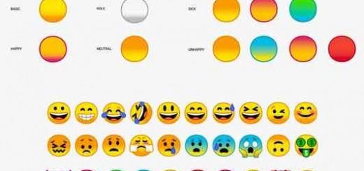 向Android表情包Blob说再见Google的新表情符号已到