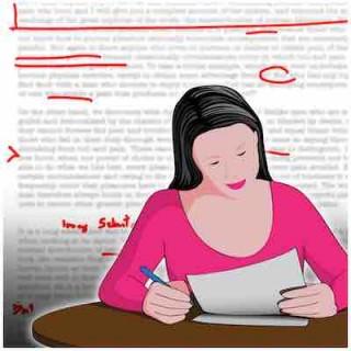 媒体人冯雪梅吐槽:编辑是个体力活儿