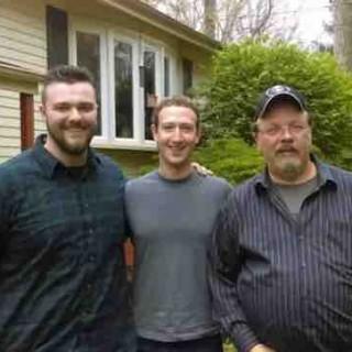 """Facebook CEO马克·扎克伯格""""微服私行""""记,为更加了解美国"""