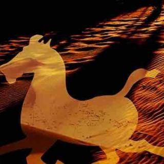 历史上与古丝路结缘的皇帝:汉武帝刘彻 隋炀帝杨广 唐太宗李世民