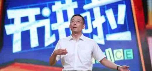 清华大学副校长施一公做客《开讲啦》:做科研是最浪漫的事情