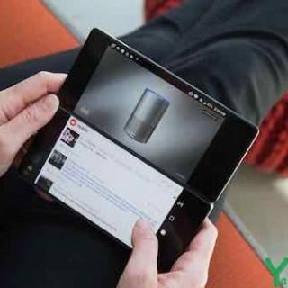 中兴发布折叠双屏手机Axon M,双屏设计接受度有待市场考验