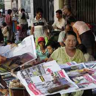 朱学东:只争朝夕的缅甸新闻教育——南行散记之媒体观察
