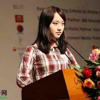 清华大学女神杨华梦:至今坚信自己是打不败的