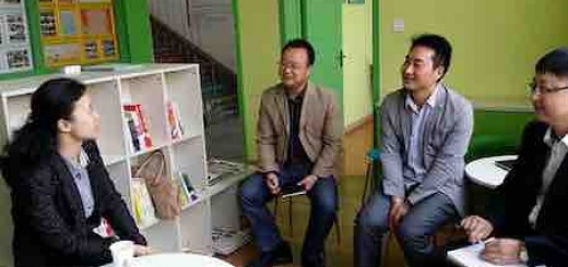 陕西团委副书记贾琳在汉中安康调研金融干部赴县级团委挂职工作