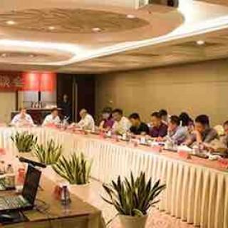 信息技术与现代物流:九三学社中央第一次科学座谈会在桐庐召开