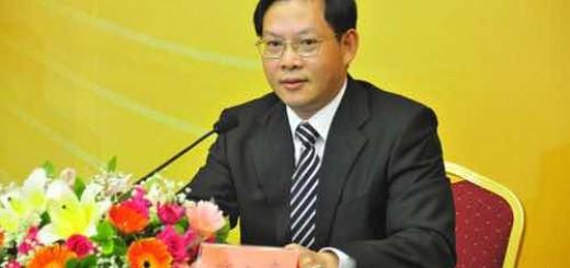 广东省汕头市长郑人豪会见华润置地总经理唐勇一行
