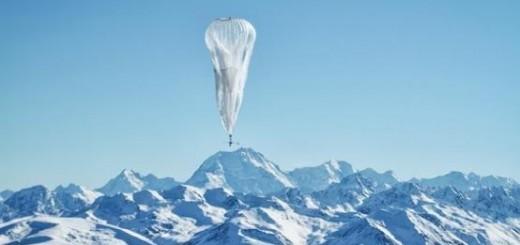 为全球用户提供互联网:谷歌即将放飞数千只气球