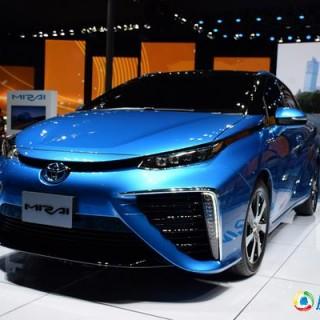 上海车展啥技术最火?新能源混动与车载互联唱主角