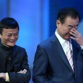 王健林对话马云:万达做O2O肯定有代价 但不恐惧