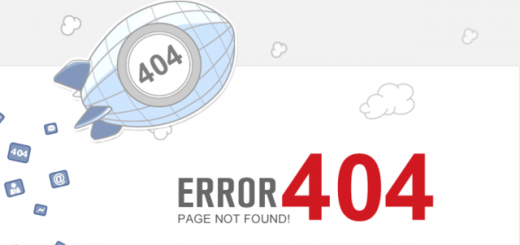 出错的艺术:如何设计过目不忘的404页面
