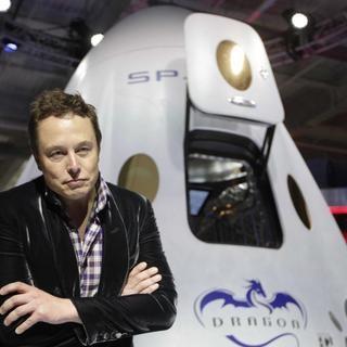 马斯克:SpaceX将在12年内尝试将人送上火星