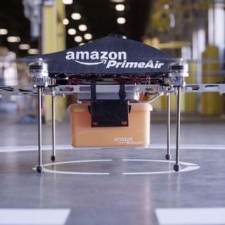 亚马逊有意向美政府证明:无人机能安全送货