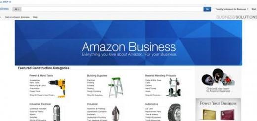 亚马逊推Amazon Business 进军企业B2B采购市场