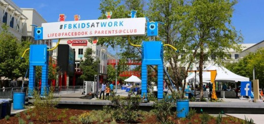 Facebook变身儿童乐园 提供无人机培训