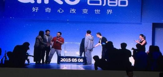 周鸿祎要玩股权众筹:发布会轮番调侃雷军、罗永浩
