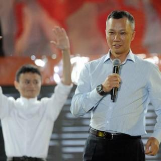 陆兆禧,阿里CEO这两年