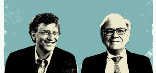 比尔·盖茨从股神巴菲特身上学到的三件事:投资平台时间