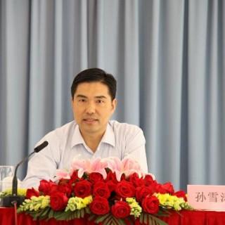 """甘肃陇南市委书记孙雪涛:""""互联网+"""" 弯道超车的新机遇"""