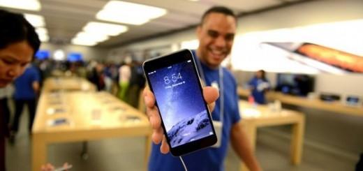 数据解读:过半iPhone6卖给了原Android用户