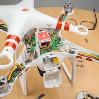 不必是技术大神,你们也可以这样改造无人机