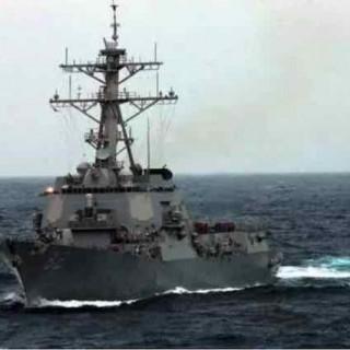 周小平:美舰驶入南海岛礁12海里令谁难堪?