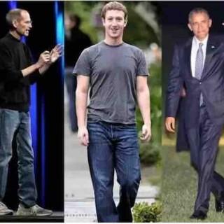 TED推荐:为什么特别成功的人喜欢每天都穿一样的衣服