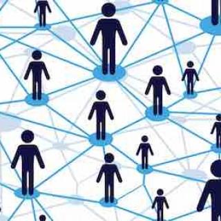 微信、facebook 为什么都在说连接?