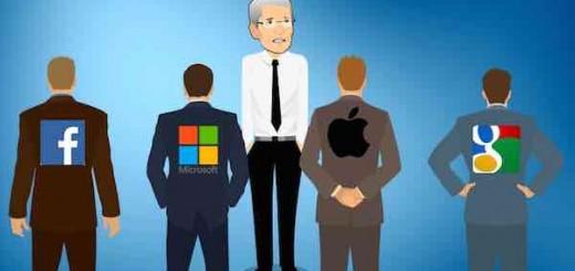 微软和谷歌:宿命对手的 AI 竞赛