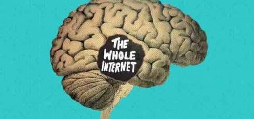 人类无需在机器面前自卑,一个大脑足以装下整个互联网