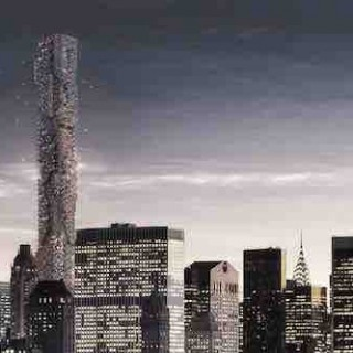 2066年的新闻稿:欢迎来到「蜂巢」未来摩天大楼