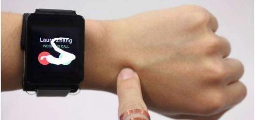 """卡内基梅隆大学新技术,让人的皮肤成为""""触控板"""""""
