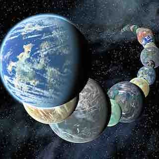 外星生命是存在的,只不过在进化初期夭折了