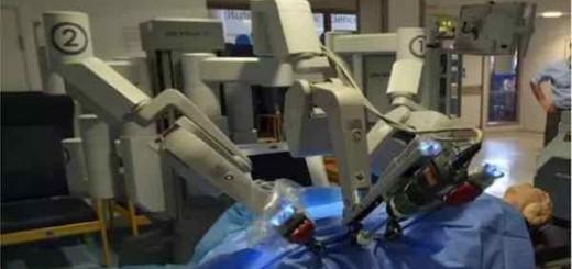微创手术又开始了新一轮技术革命——机器人化,未来的外科医生
