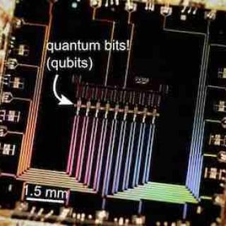 Google发布量子计算研究重大进展,将提前量子计算机的问世