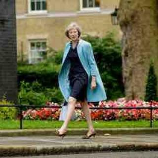 撒切尔夫人后,特蕾莎•梅(Theresa May)将成英国又一位女首相?