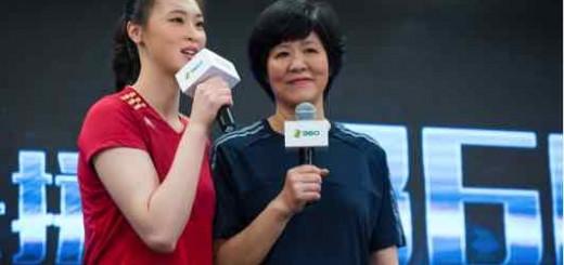 不会打排球的周鸿祎,一样能和传奇教练郎平、惠若琪谈笑风生