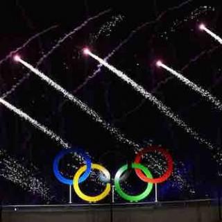 里约奥运会开幕式集锦:白岩松段子手解说、吉赛尔邦辰(Gisele)走秀