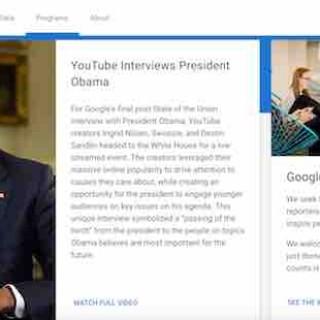 谷歌打造的新闻实验室(Google News Lab),这一年都在做什么?