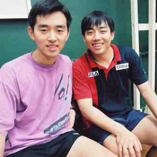孔令辉和刘国梁,关系为什么那么好?有三样东西最能考验友谊