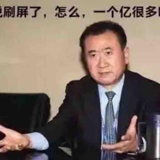 刘黎平:史记《王健林一亿元传》一个能达到的小目标走红