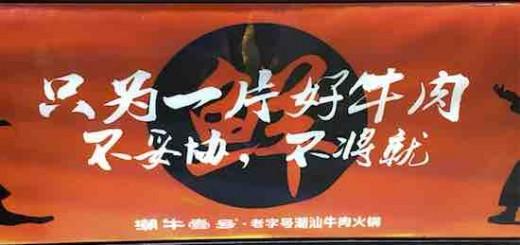 和菜头:帝都潮汕牛肉火锅,最像广东本土味道