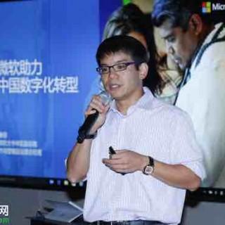 比尔·盖茨撰稿人康容担纲微软大中华区营销,能带来什么?