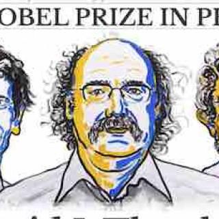 2016年诺贝尔物理学奖:因开创拓扑时代而获奖|附历届获得者名单