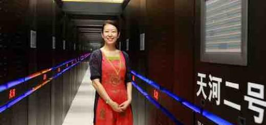 女科学家卢宇彤:超级计算机到底有多快?天河二号背后的故事