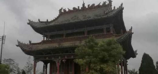 观世音菩萨故里:甘肃省陇南市西和县,妙善公主修成观音的传奇