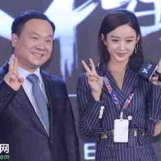 """赵丽颖出任一下科技副总裁欲跨界?据说""""互联网+明星""""是标配"""