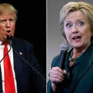 刘黎平:史记《唐纳德·特朗普 希拉里·克林顿竞选美国总统传》